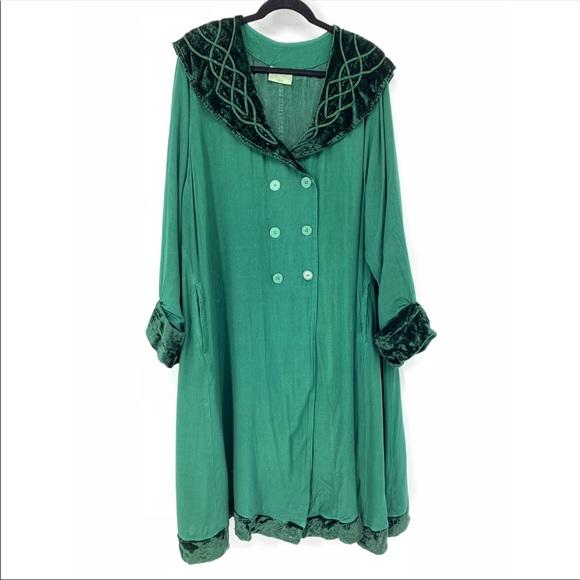 be98e47b07b holy clothing Jackets   Blazers - Holy Clothing Kelly Coat